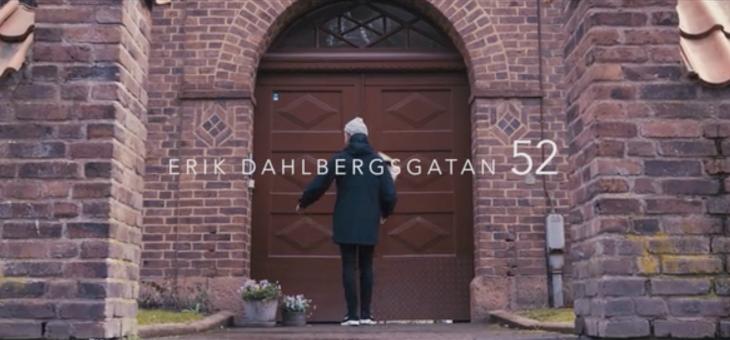 STADSHEM – ERIK DAHLBERGSGATAN 52
