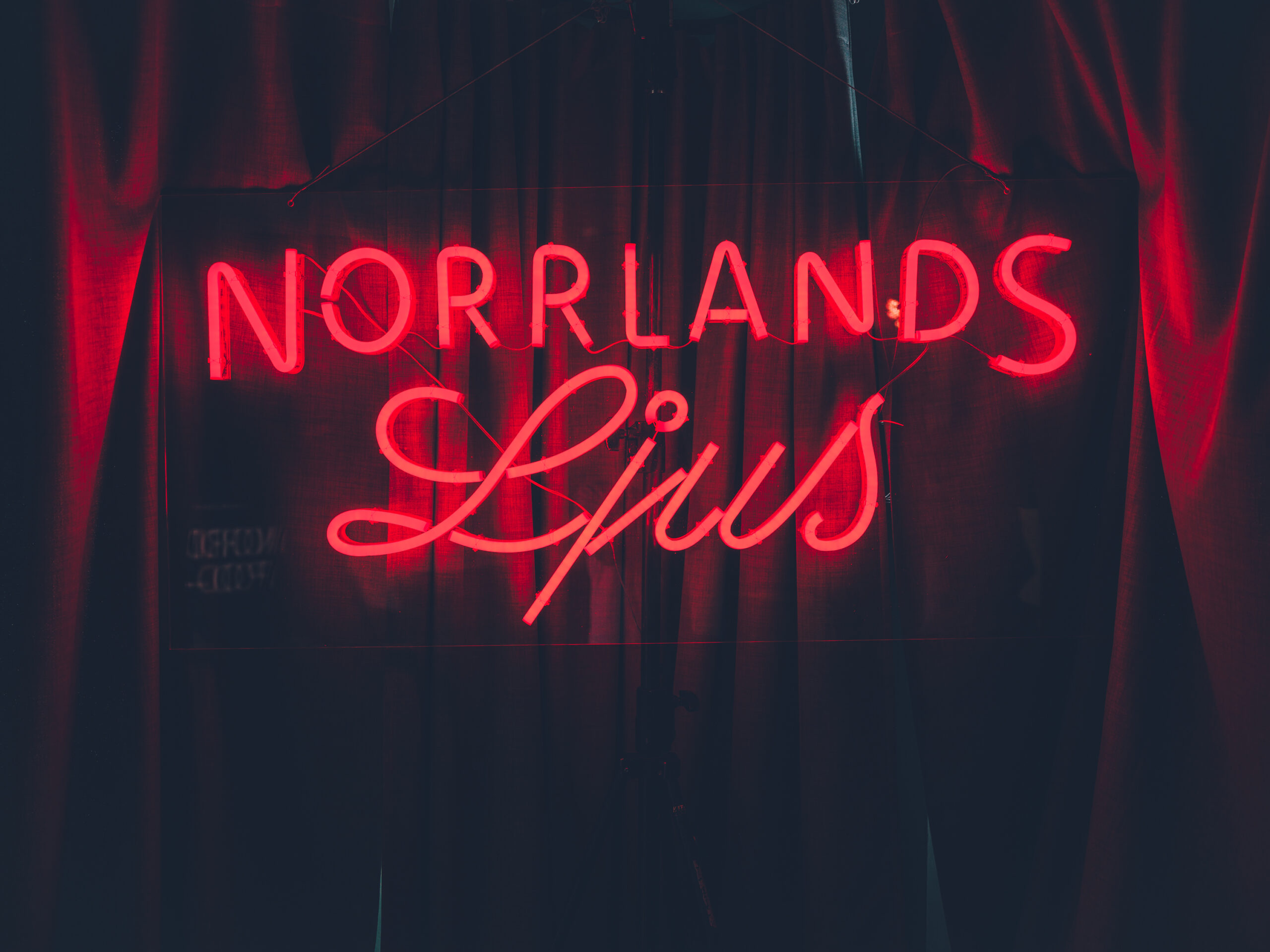 Norrlands Ljus // FLB Europa // Nordmark Pod